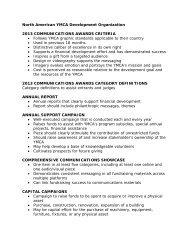 Communications Contest Category Definitions - Razorplanet