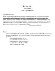 Tryout Song Packet - Razorplanet