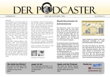 Der Podcaster 00
