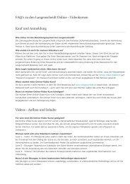 FAQ's zu den Langenscheidt Online - Videokursen Kauf und ...