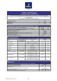 Preisliste Tchibo Prepaid_03.05.2011 (Preisänderung Services ...