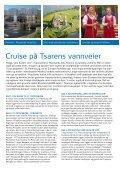 Cruise i Russland - Unik Travel - Page 2