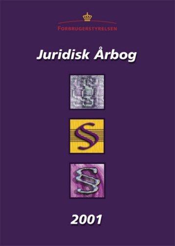 Juridisk Årbog 2001 - Konkurrence