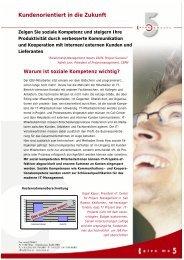 Produkt - Soziale Kompetenz Seite 1