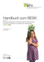Handbuch zum BESK