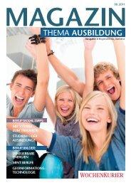 THEMA AUSBILDUNG - Wochenkurier