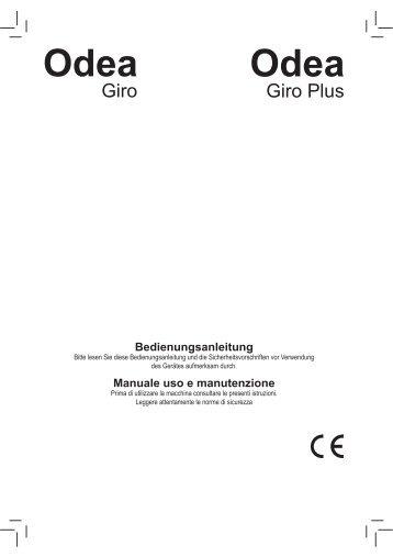 Bedienungsanleitung Manuale uso e manutenzione - Tchibo