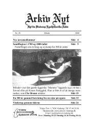 28 2008-2 (PDF) - Vinderup Egnshistoriske Forening