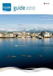 guide 2010 - Bodø