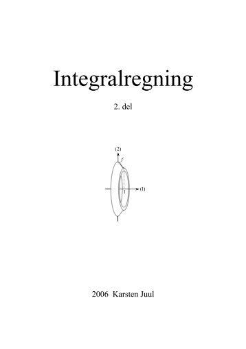 Integralregning 2. del