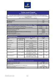 Preisliste Tchibo Prepaid_Stand 14.06.2011