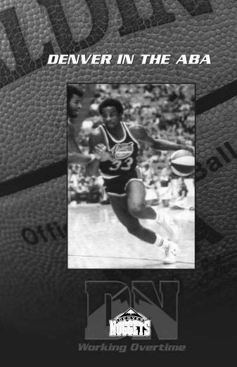 DENVER IN THE ABA - NBA Media Central