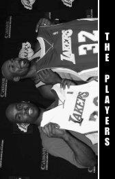 T H E P L A Y E R S - NBA Media Central