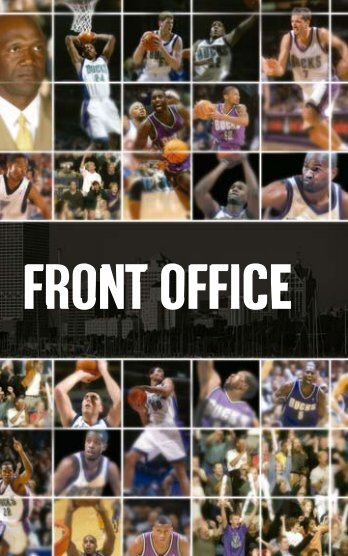 Front office - NBA Media Central