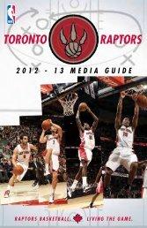 2012-13 Media Guide (.pdf) - NBA Media Central