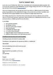 TUR TIL TJEKKIET 2013 - Dansk Autocamper Forening