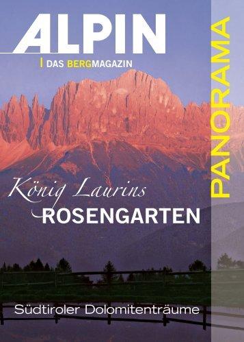 Rosengarten - Alpin.de