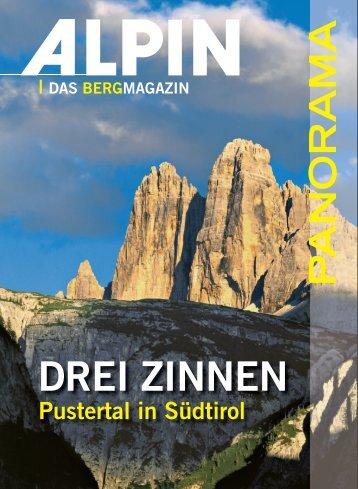 DREI ZINNEN - Alpin.de