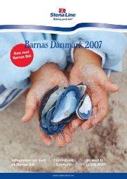 Barnas Danmark 2007 - Stena Line