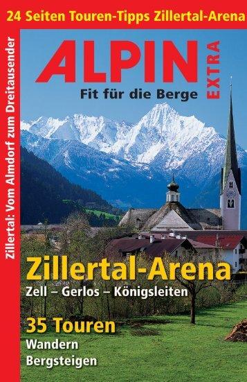 in der Zillertal-Arena - Alpin.de