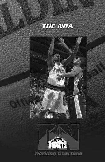 THE NBA - NBA Media Central