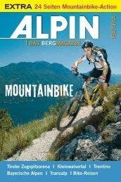 24 Seiten Mountainbike-Action - Alpin.de
