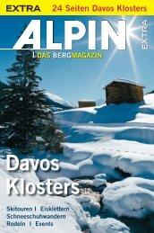 24 Seiten Davos Klosters - Alpin.de