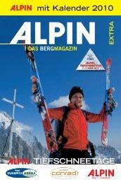 TIEFSCHNEETAGE - Alpin.de