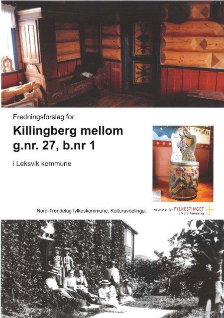 Killingberg mellom - Nord-Trøndelag fylkeskommune