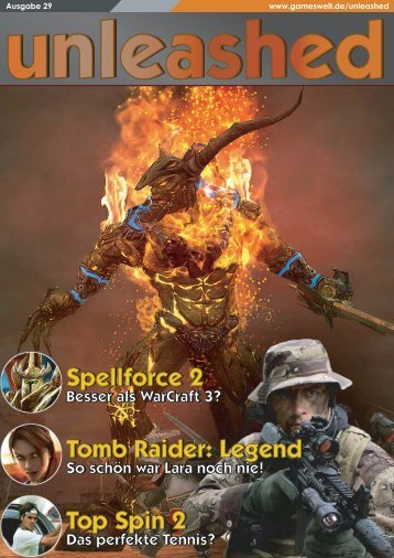 Ausgabe 29 - Gameswelt