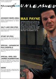 Ausgabe 03/2002 - Gameswelt