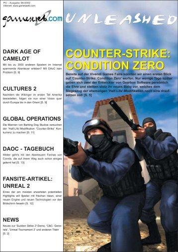 Ausgabe 06/2002 - Gameswelt