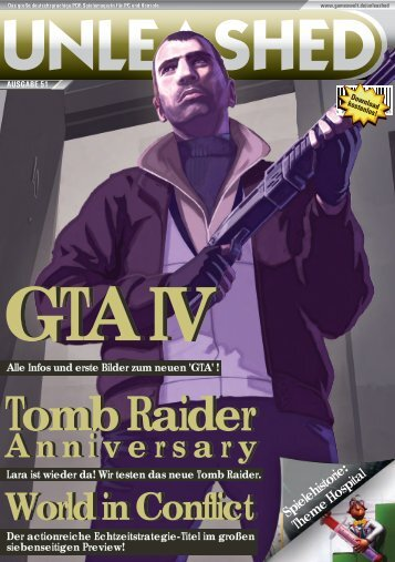 Ausgabe 51 - Gameswelt