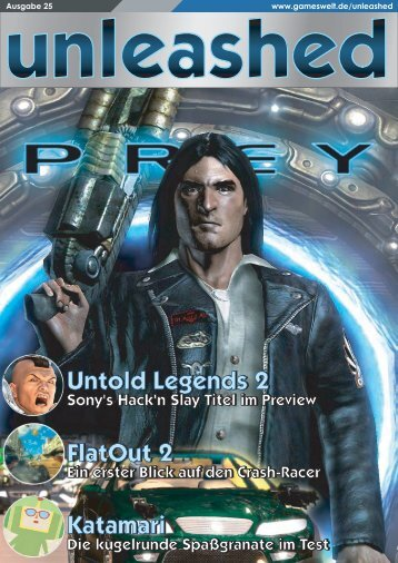 Ausgabe 25 - Gameswelt