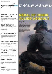 Ausgabe 01/2002 - Gameswelt