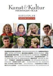 Hent program i PDF - Kunst Kultur Højskolen Vejle