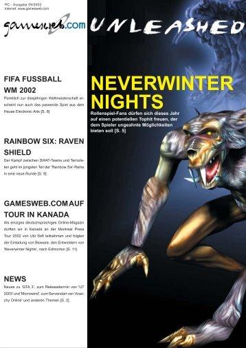 Ausgabe 09/2002 - Gameswelt