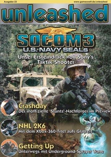 Ausgabe 23 - Gameswelt