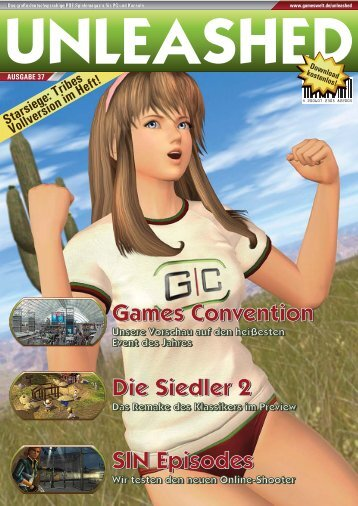 Ausgabe 37 - Gameswelt