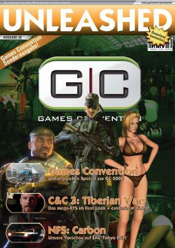 Ausgabe 38 - Gameswelt
