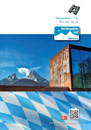 Højdepunkter - Det bør du se - Berchtesgadener Land