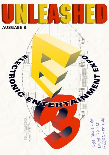 Unleashed - Ausgabe 8 - Gameswelt