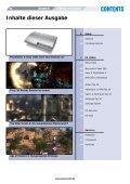 Unleashed - Ausgabe 8 - Gameswelt - Page 3