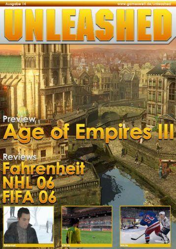 Unleashed - Ausgabe 14 - Gameswelt