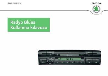 Radyo Blues Kullanma kılavuzu - Media Portal - Skoda