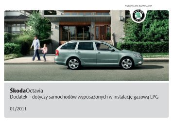 ŠkodaOctavia - Media Portal