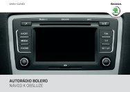 Bolero - Media Portal - Škoda Auto