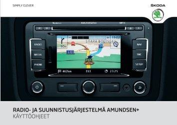 radio - Media Portal - Škoda Auto