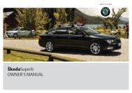 Owner's Manual - Media Portal