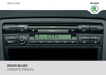 A5_Octavia_Blues_CarRadio - Media Portal - Škoda Auto
